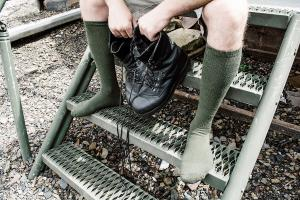 Benefits of Antimicrobial Boot Socks