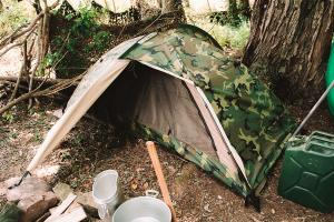 Choosing the Best One Person Tent