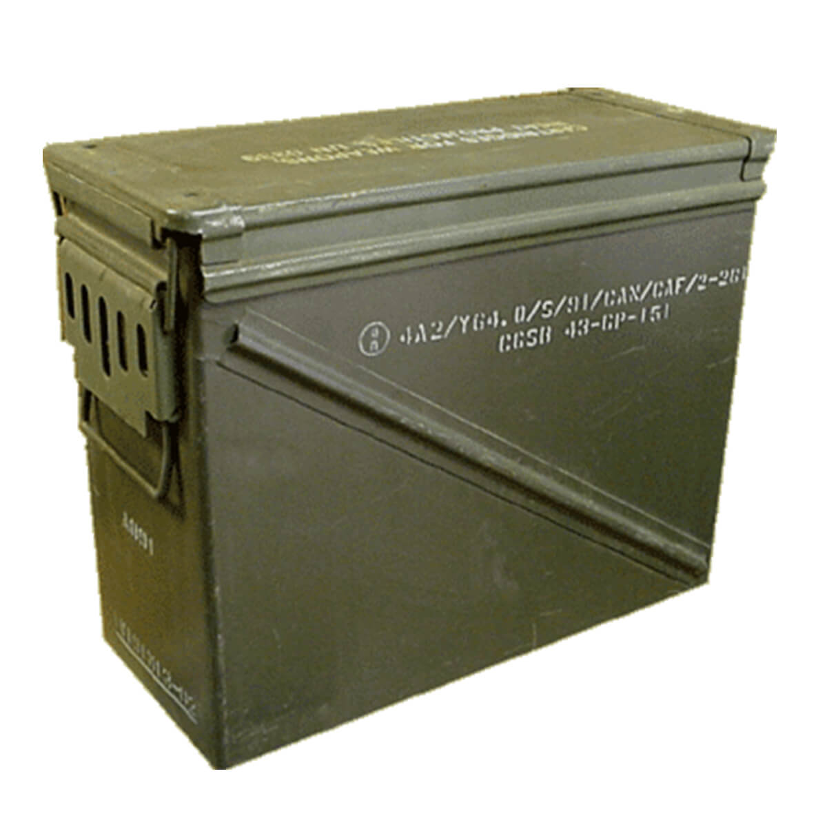 Ammo Box, 20MM Can
