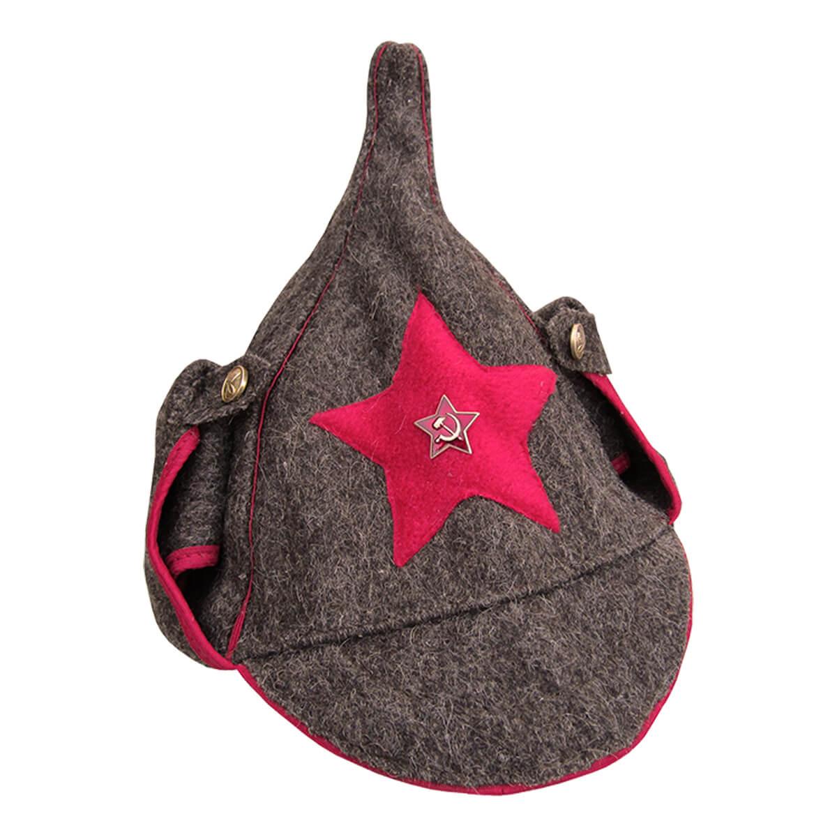 Soviet Budenovka Hat