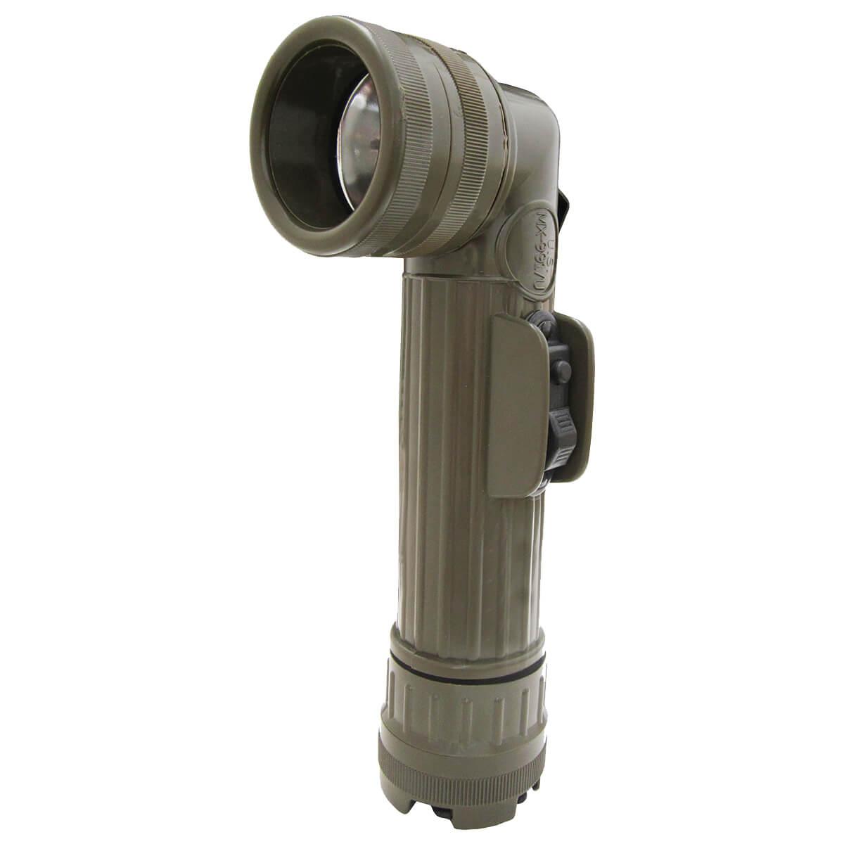 U.S. G.I. Waterproof Emergency Flashlight