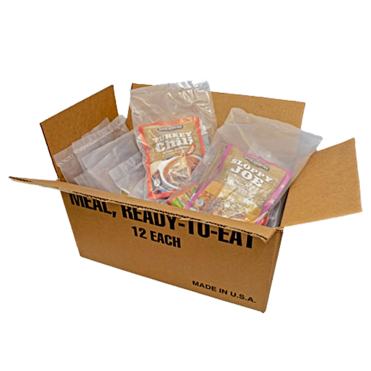 Coleman's Meals Ready to EAT MREs
