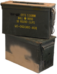 50 cal ammo can for large geocaches