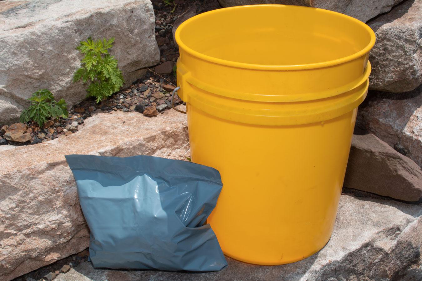 U.S. G.I. Go Anywhere Toilet Kit Bags