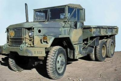 The History of The Deuce and a Half M35 Military Truck